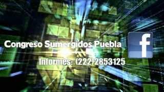 """Congreso """"Sumergidos"""" 2013, Puebla"""