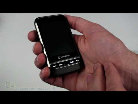 Vodafone 845 unboxing video