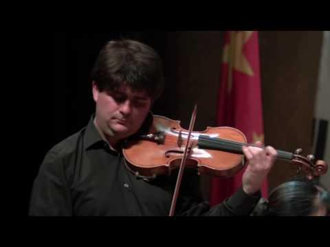 TCHAIKOVSKY Waltz-Scherzo | Fedor Rudin & Janelle Fung