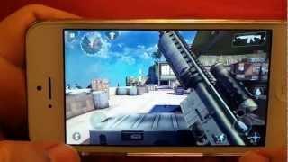 BEST RETINA DISPLAY GAMES ON IPHONE 5(, 2013-01-28T07:32:23.000Z)