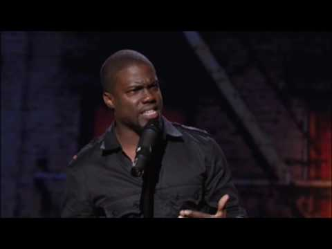 Kevin Hart - 'I Don't Like Ostrich's'