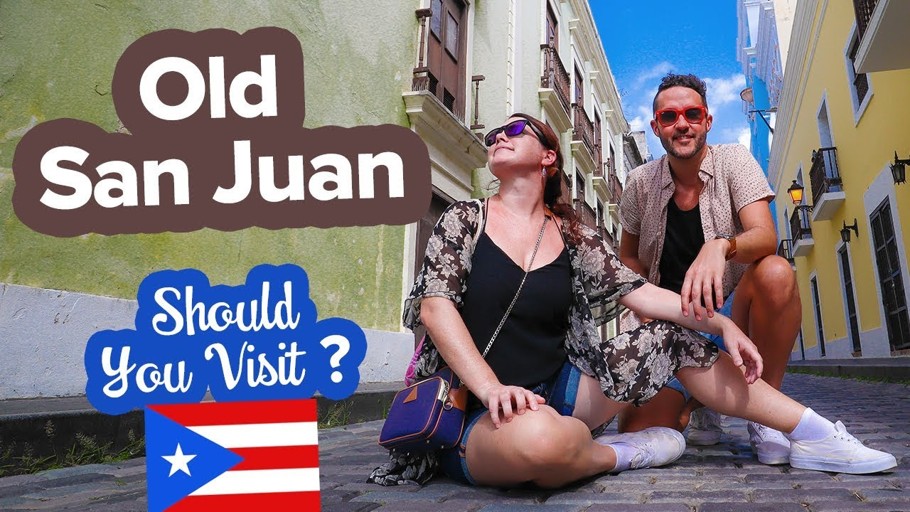 Exploring Old San Juan ?? Puerto Rico After the Storm. Travel Guide to the City ?