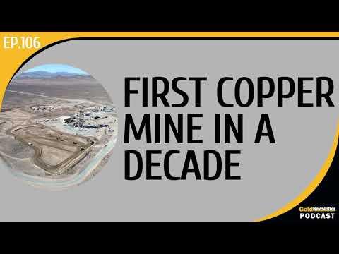 Frik Els | Nevada Copper Mine Worth 40-Year Wait