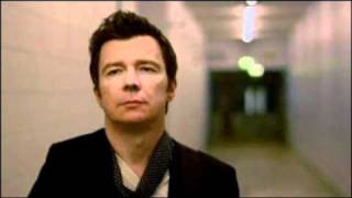 Rick Astley: Lights out NEW SONG!!