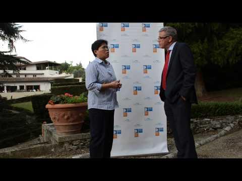 Carlos Closa Montero Interviews Yeo Lay Hwee | The European Union Centre In Singapore