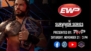 Essential Wrestling Podcast: Survivor Series Special