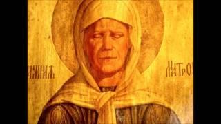 Молитва Матроне Московской(http://prihozhanin.com/?p=149 Блаженная старица Матрона известна своей праведной жизнью и большим количеством чудес,..., 2015-10-14T07:27:52.000Z)