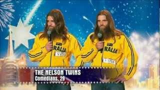 Nelson Twins - Australia
