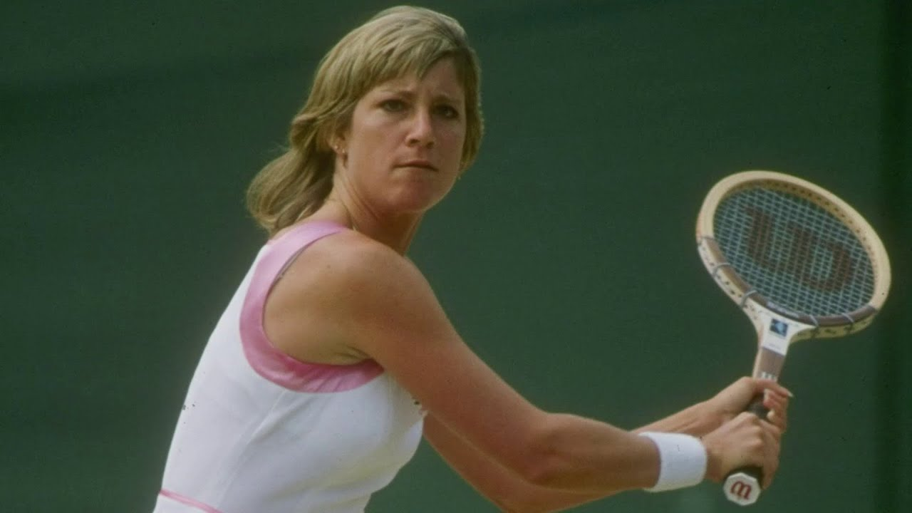 50 Moments That Mattered Chris Evert Wins First Of Six Us