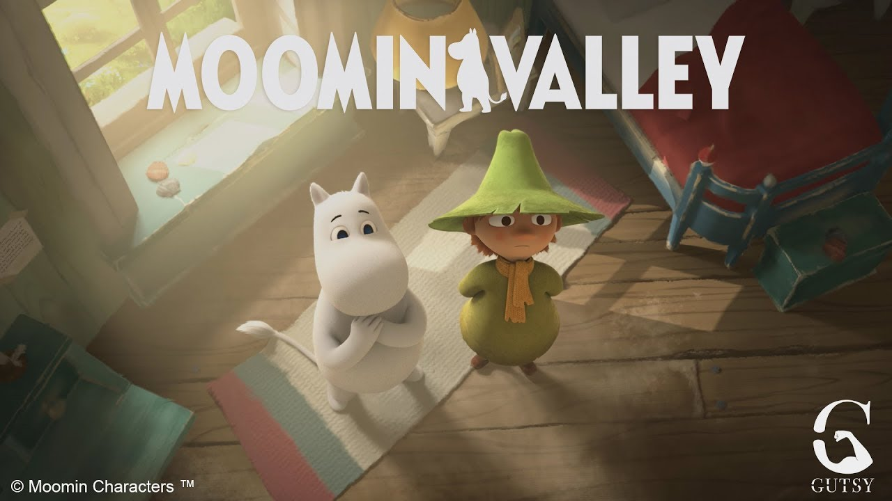 Moominvalley 2019 Behind The Scenes Clip