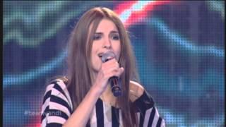 Κατερίνα Λιόλιου - Έλενα Στρατηγοπούλου | The Voice of Greece - The Battles (S01E11)