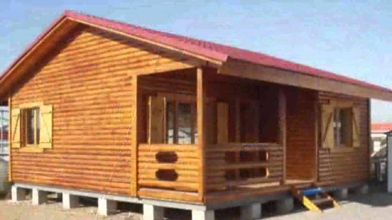 Venta de casas de madera en andaluc a almer a c diz - Casa madera sevilla ...