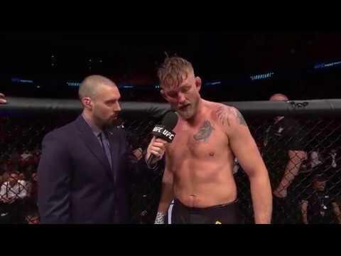 UFC Стокгольм: Смит vs Густафссон - Слова после боя