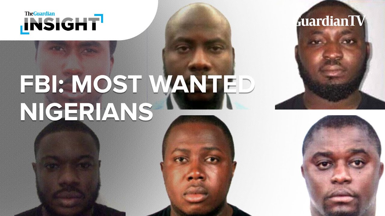 Download How these six Nigerians made their way into the FBI's most-wanted list  || Insight