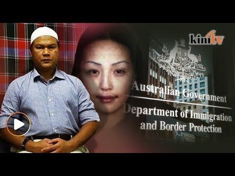 The Australian: Sirul rayu Canberra agar tidak tolak visanya