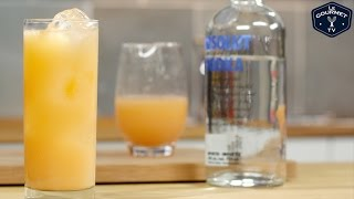 Greyhound Cocktail Recipe - Le Gourmet TV 4K