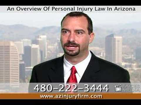 Personal Injury Phoenix Arizona Lawyer / Attorney