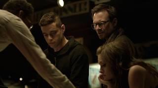 Эллиот обсуждает с хакерами взлом Стил Маунтин #1 (Мистер Робот)