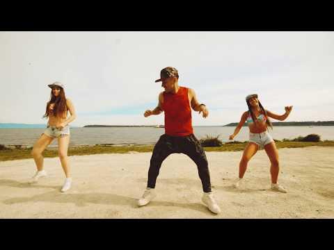 BRONCEADO Remix - Marama (Coreografía ZUMBA) / LALO MARIN