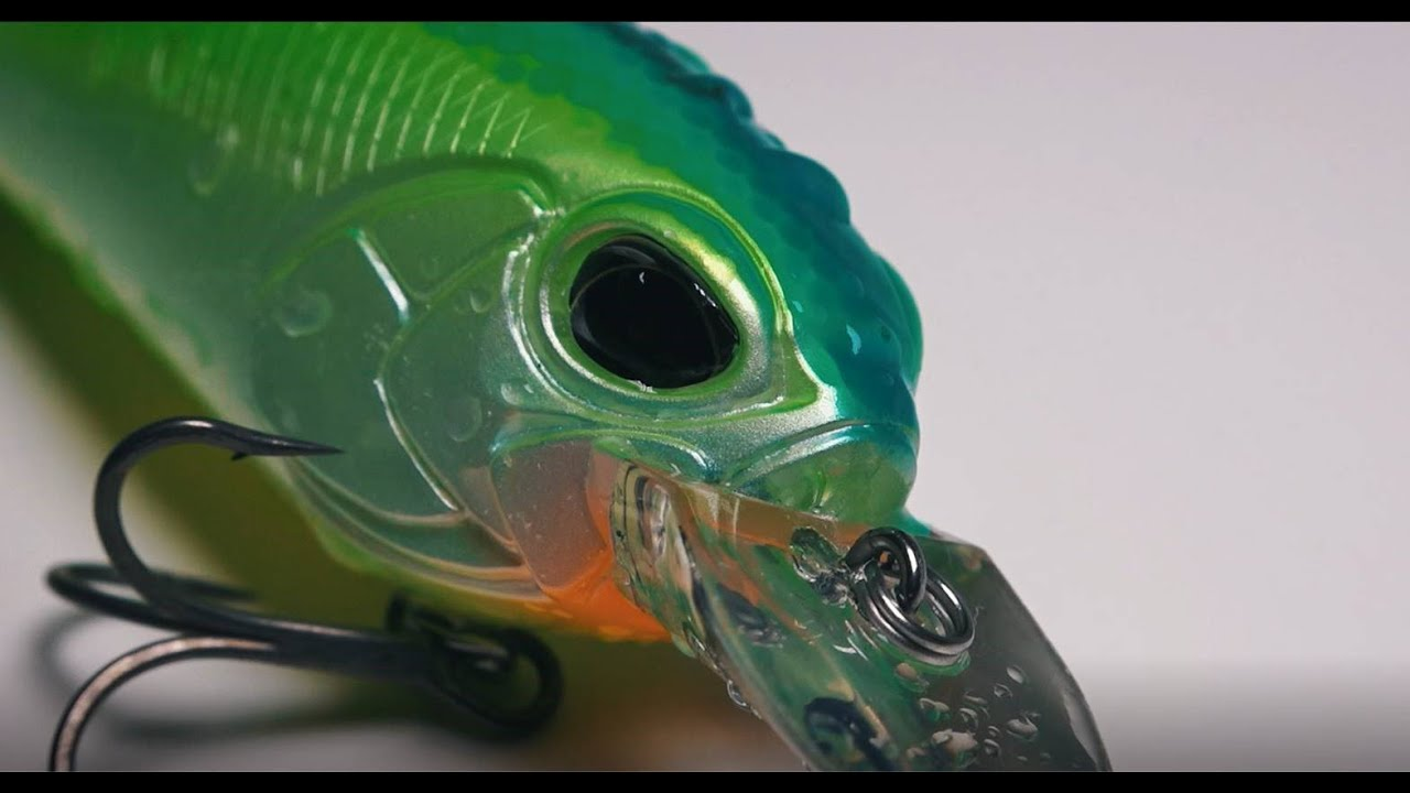 Lure Masterclass: Realis Crank M62 5A  How to