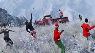GTA 5 Online Christmas Update - Snow Release Dates? New DECLASSE TAMPA DLC Car Coming?