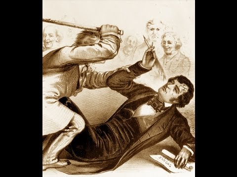The Civil War: The Caning of Charles Sumner