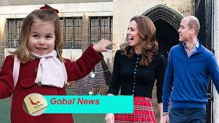 Parents Kate, William's proud of Princess Charlotte as she starred in her first play at nursery thumbnail