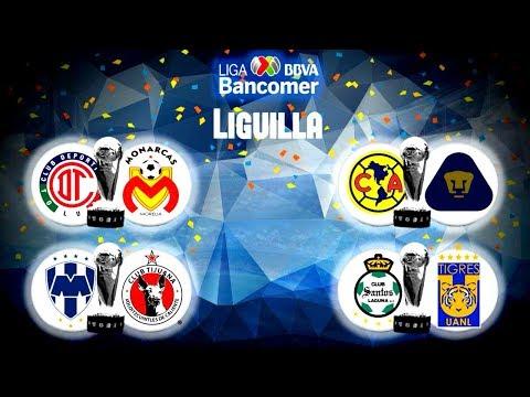 ASÍ se JUGARÁ la #Liguilla del FÚTBOL MEXICANO torneo CLAUSURA 2018