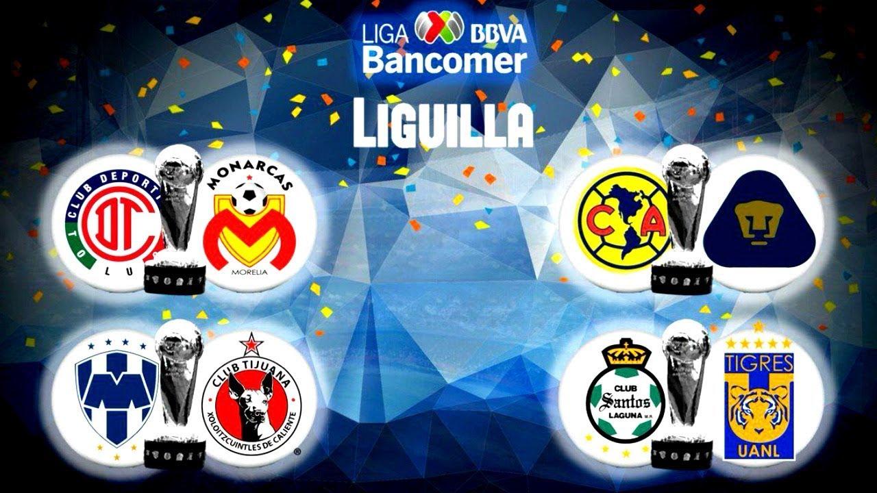 ASÍ se JUGARÁ la  Liguilla del FÚTBOL MEXICANO torneo CLAUSURA 2018 ... 501601b6a23c8