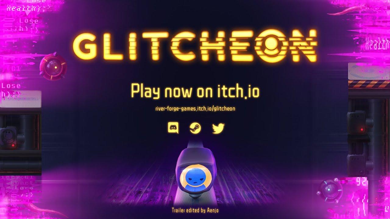 Wishlist Glitcheon On Steam!