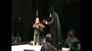 Tenaya Cooley wins Best Female Entertainer at 2012 National Fiddle Contest