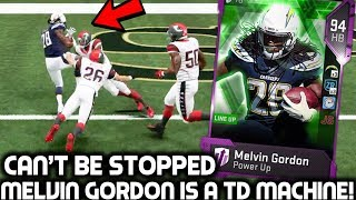 MELVIN GORDON IS A TOUCHDOWN MACHINE! Madden 19 Ultimate Team