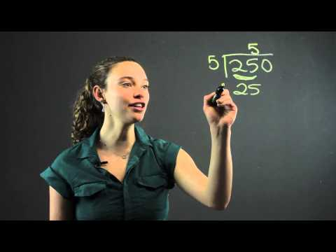 How to Divide Manually : Math-Tastic