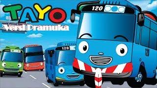 Lagu Hey Tayo Versi Pramuka