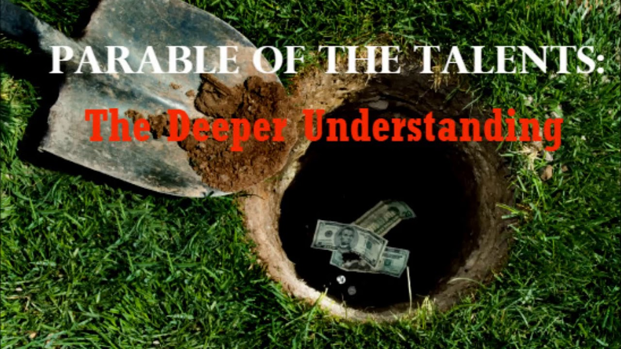 Meaning of parable of talents - Sword Of The Spirit Audio Broadcast Show 118 Parable Of The Talents Explained