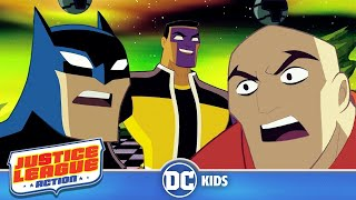 Justice League Action  Who Is The Smartest Super  DC Kids