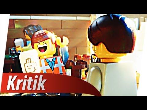 THE LEGO MOVIE Trailer Deutsch German & Kritik