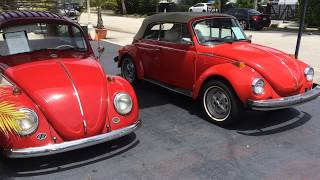 Impromptu Review - Small Cars - Episode No. IV - The Volkswagen Beetle