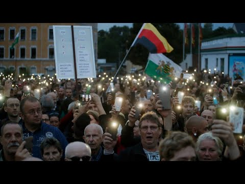 Germany: far right stages new anti-Merkel protest in Chemnitz