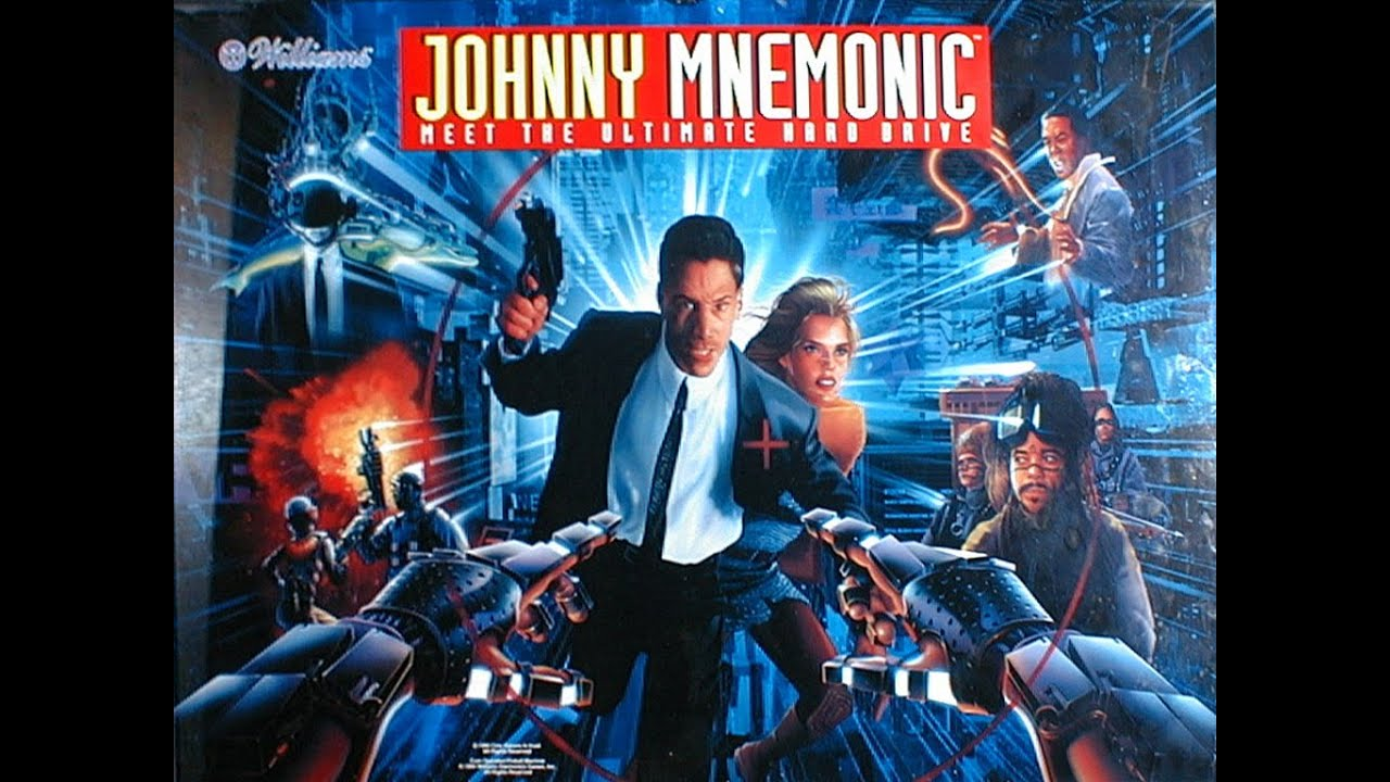 Johnny Mnemonic 1995 Movie Review Youtube
