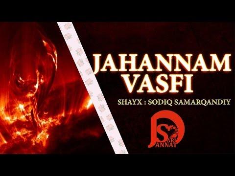 Jahannam Vasfi | (Shayx Sodiq Samarqandiy)