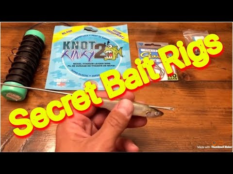 How To Catch Pike Ice Fishing - Secret Bait Rigs