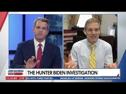 Rep. Jim Jordan on Newsmax TV 1.21.2021