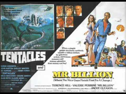 TENTACLES and MR BILLION 1977 doublebill  London radio ad
