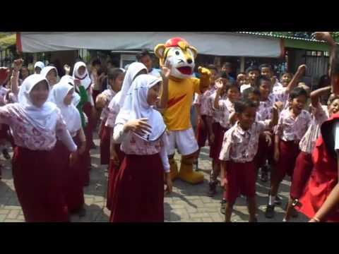 Milkuat Dance Competition SDN Sudimara 06