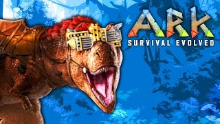 T-REX TIME! ★ ARK: Survival Evolved (35)