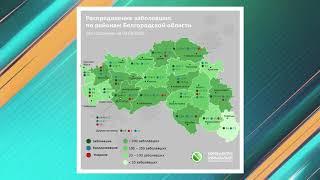 Коронавирус в регионе данные оперштаба от 3 сентября