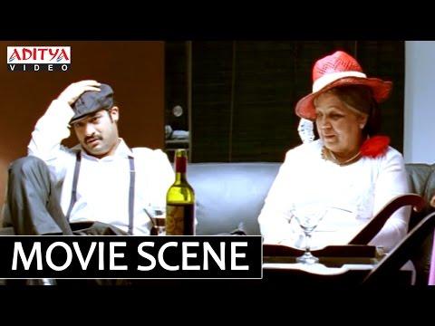 Ramayya Vasthavayya Movie - NTR Dance With Samantha's Grandmother - Jr.NTR, Samantha, Shruti Hassan