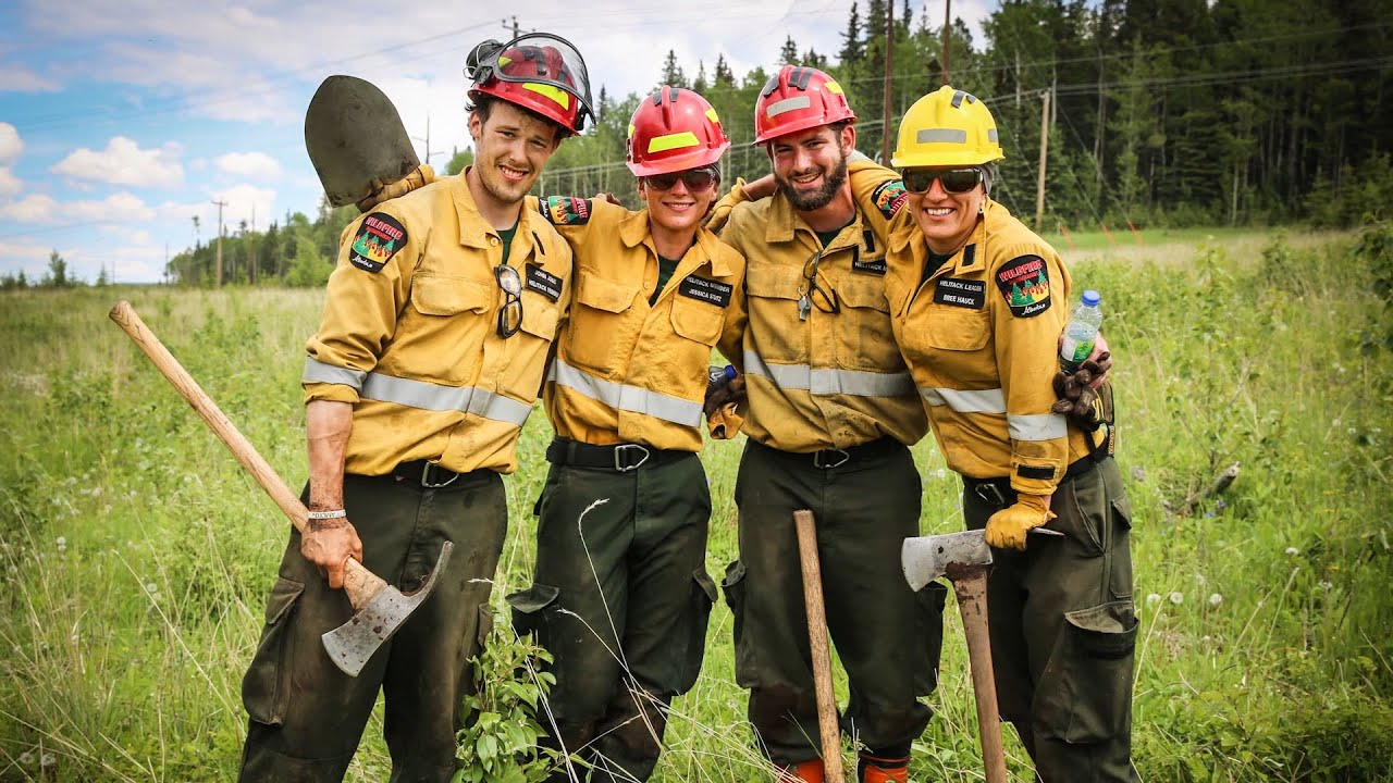 Wildfire Crews | AAF - Agriculture and Forestry