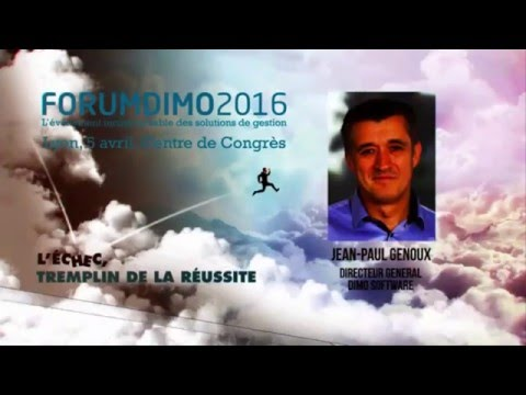 FORUM DIMO 2016 PLENIERE